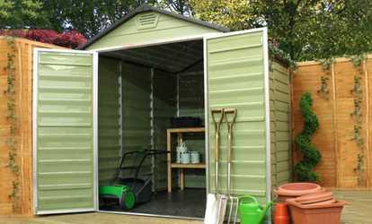 Storage Solutions Home Amp Garden Storage Groupon