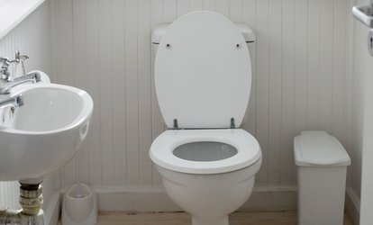 40% Off Toilet Installation / Repair