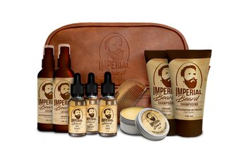 Imperial Beard : soins barbe