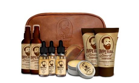 Imperial Beard : trousses soins pour la barbe