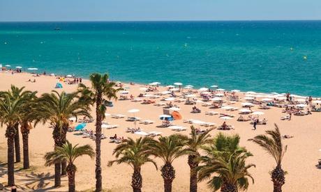 ✈  Costa Barcelona : 7 nuits pour 2 à 4 personnes en pension complète à l'hôtel Summer Sun 3*