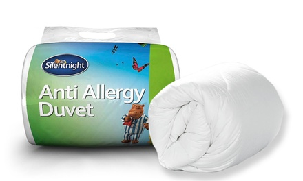 Silentnight AntiAllergy Duvet in Choice of Tog and Size