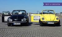 Düsseldorf-Käfer-Tour für 2 bis 10 Personen mit Düsseldorf Safari