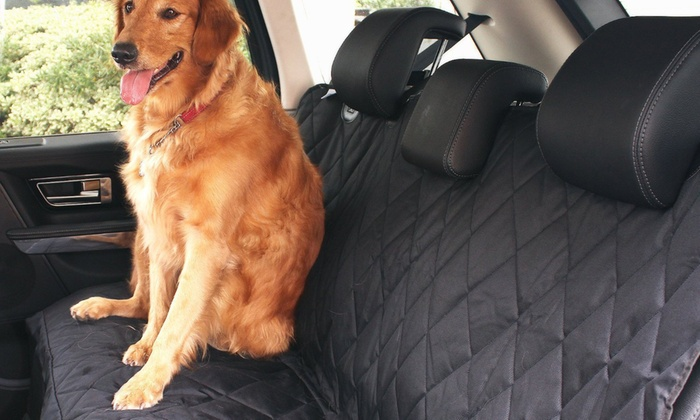 One, Two or Three Car Pet Seat Protectors