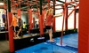 Up to 50% Off Open-Gym Pass to Humble Ninja Fitness