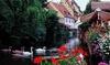 Alsace : chambre double Standard avec petit-déjeuner et option dîner
