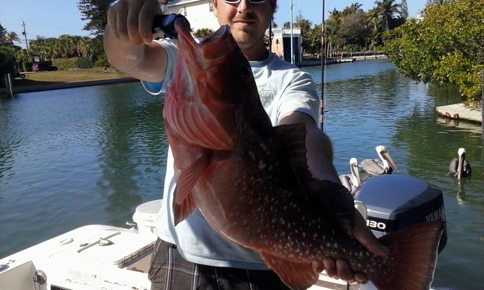 Am Fishing Charters - Nokomis: $325 for $550 Worth of Fishing — Am fishing charters