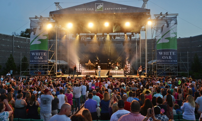 Wildfire Music Festival featuring Vince Gill - Greensboro Coliseum Complex: Wildfire Music Festival Featuring Vince Gill at White Oak Amphitheatre on Saturday, June 14 (Up to 52% Off)