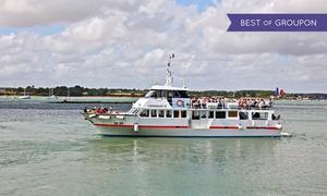 Vedettes Angélus: À la découverte du Golfe du Morbihan avec 3h30 de croisière pour 2 à 6 personnes dès 23 € à bord des Vedettes l'Angélus