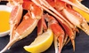 Carnival World & Seafood Buffet - Rio All-Suite Hotel and Casino: Dinner Buffet with Drinks and Optional Seafood Dishes for Two at Carnival World & Seafood Buffet (Up to 39% Off)