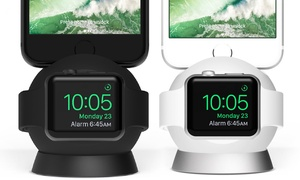 iOttie OmniBolt Apple Watch and iPhone Charging Stand