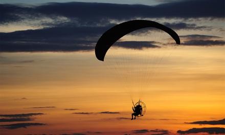 Instrucción y vuelo en paratrike para 1 o 2 personas desde 59 € en Parapente Bizkaia