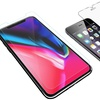 Tempered Glass Screen Protector—iPhone X/XS/XR/8/7/6 and Plus and Max