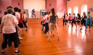Zumba with Karla B: Four Zumba Classes at Zumba with Karla B (50% Off)