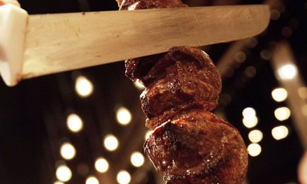 All-You-Can-Eat Brazilian Rodizio Steak Buffet at Picanha (Up to 38% Off)
