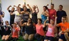 TASK Fitness LLC - Multiple Locations: Five Fitness Classes or One Month of Fitness Classes at TASK Fitness LLC (Up to 61% Off)