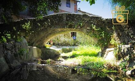 Salamanca: 1 o 2 noches en apartamento para 2 con detalle, desayuno o media pensión con visita en Rural Buenaventura
