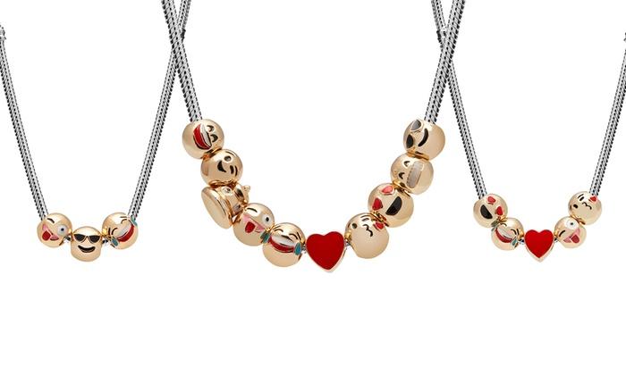 Emoji Necklaces