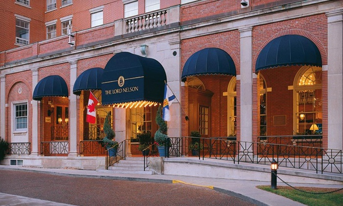The Lord Nelson Hotel & Suites - South End: One-Night Stay in a Petite or Classic Guest Room at The Lord Nelson Hotel & Suites in Halifax, NS
