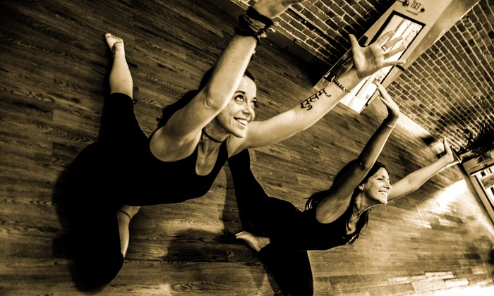 Bhavana-collective - Cole: Five Yoga Classes at Bhavana-collective (65% Off)