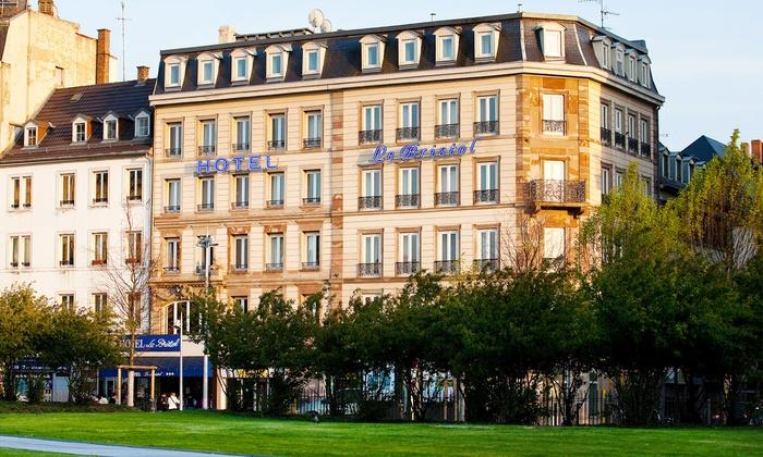inter hotel le bristol strasbourg alsace groupon getaways. Black Bedroom Furniture Sets. Home Design Ideas
