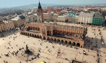 ✈ Krakow: 2 4 Nights at a Choice of Hotels with Return Flights and Option for Auschwitz Birkenau Tour*