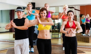 Alive and Dancing: 10 or 20 Zumba Classes at Alive and Dancing (75% Off)
