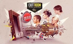 Exittheroom Nürnberg: 60 Min. Exit Game im Raum nach Wahl für 2 bis 5 Personen im Exittheroom Nürnberg (65% sparen*)