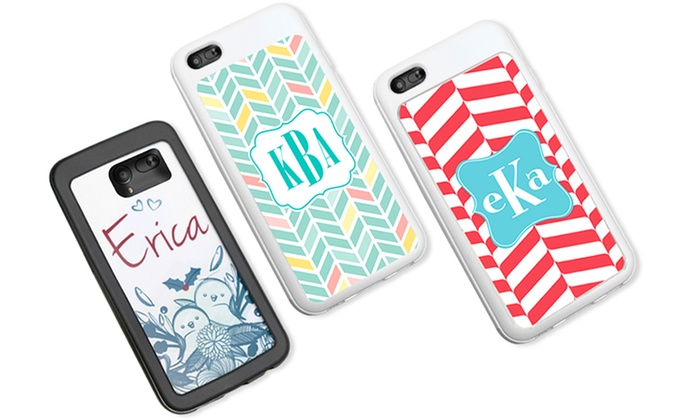 Monogram Online: Personalized iPhone or Samsung Galaxy Phone Case from Monogram Online
