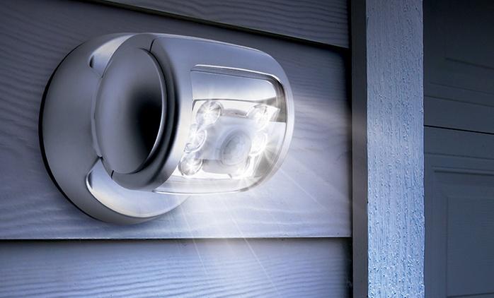 Luz LED inalámbrica con sensor de movimiento por 17,90 € (72% de descuento)