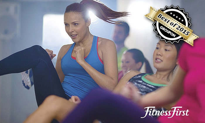 Fitness First in - Berlin | Groupon