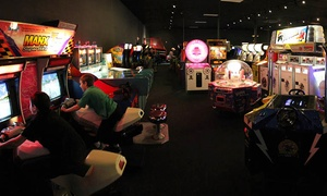 Pinball Wizard Arcade: $16 for 100 Arcade Tokens at Pinball Wizard Arcade ($25 Value)