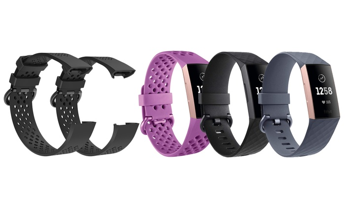 Up To 4% Off Fitbit Charge 3 Activity Tracker | Groupon