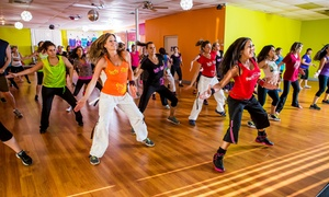 Party Fitness Studio: Zumba Classes at Party Fitness Studio (Up to 86% Off). Three Options Available.
