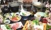 宮城 温泉旅館の会席料理+天然露天温泉+炭酸泉フェイシャルスパ