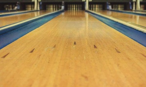 Alley Kat Lane/Kingston Ten Pin: One Hour of Ten Pin or Candlepin Bowling for Two or Four at Alley Kat Lane/Kingston Ten Pin (Up to 45% Off)