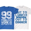 Men's Workplace Humor T-Shirts