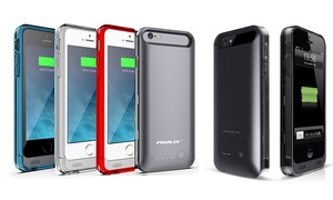 """Prolix Apple-certified Protective Battery Case For Iphone 5/5s, 5c, Or 6 With 4.7"""" Display"""
