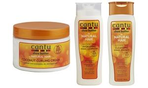 Pack de 3 produits Cantu Karité