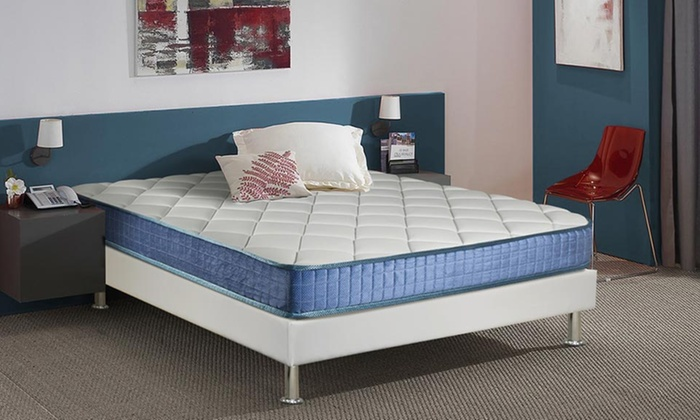 matelas m moire de forme prince sampur groupon. Black Bedroom Furniture Sets. Home Design Ideas
