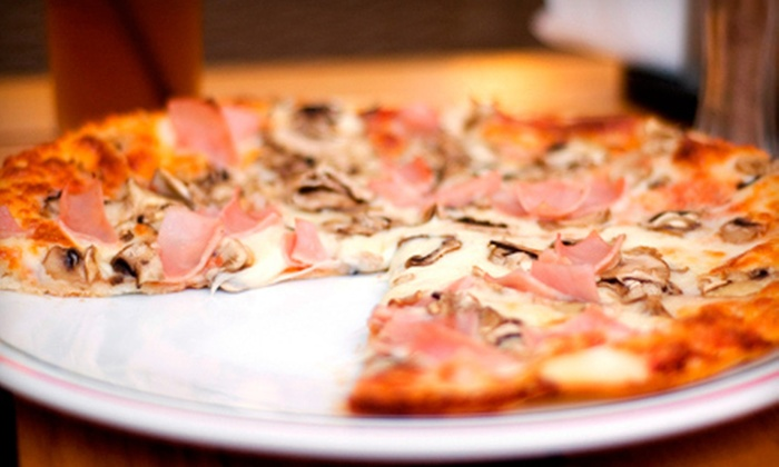 Pie Zano's Pizzeria - Kansas City: $10 for $20 Worth of Pizza and Italian Cuisine at Pie Zano's Pizzeria