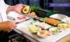 Kinderworkshop Sushi Maken