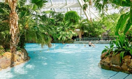 Wellness für Zwei mit Floating, Sauna und Aqua Mundo-Badeparadies im Center Parcs Bispinger Heide