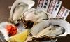 浜の牡蠣小屋 東神奈川店 - 浜の牡蠣小屋 東神奈川店: 【2,500円】毎日、産地直送。新鮮牡蠣を存分に≪牡蠣など120分食べ放題+(焼き牡蠣3個or生牡蠣3個) ≫土日祝OK @浜の牡蠣小屋 東神奈川店
