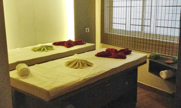 Full Body Massage, Steam And More At Sattva Wellness Spa, Hsr Layout Couple Package -4827