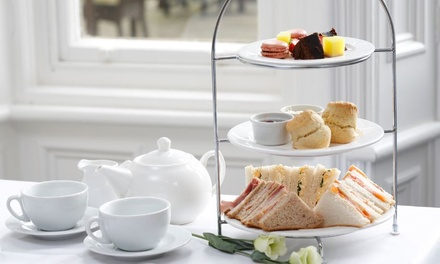 York Bird of Prey Afternoon Tea with Entry to York Bird of Prey Centre at Best Western Burn Hall Hotel (Up to 68% Off)