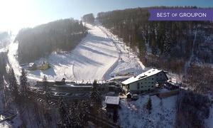 Stacja Narciarska Soszów: 8-godzinny (64,99 zł) lub 3-dniowy (180 zł) karnet na wyciągi narciarskie Soszów w Wiśle – Perle Beskidów (do -35%)