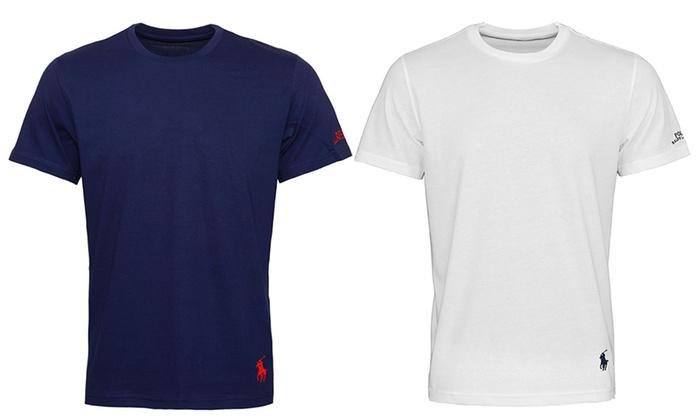 Bis zu 41% Rabatt Ralph Lauren 2er-Pack T-Shirts   Groupon 904ed033b80