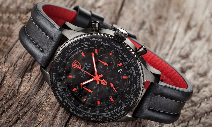 Detomaso Firenze Chronograph Mens Watch 2