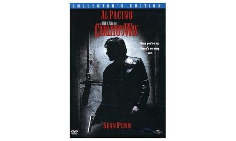 Carlito's Way (Collector's Edition) on DVD